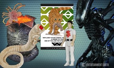 Top 5 Favorite Collectibles for Alien Day