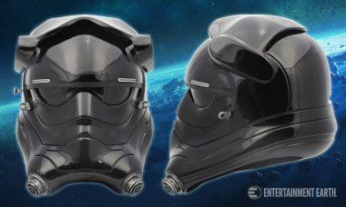 Defend the First Order with This Force Awakens TIE Fighter Helmet