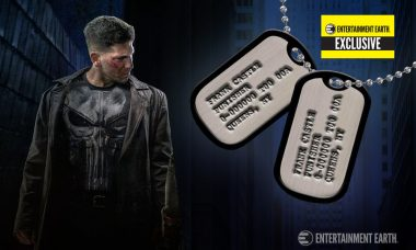 Celebrate Jon Bernthal's Excellent Portrayal of Punisher with Exclusive Replica