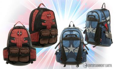 Marvel Laptop Backpacks Will Help You Fight Crime in Style