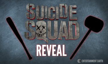 Channel Harley Quinn with New Suicide Squad Collectibles