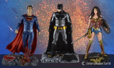 These DC Finders Keyper Statues Will Guard Your Keys Against All