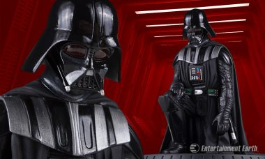 This Darth Vader Collector's Gallery Statue Is Most Impressive