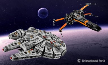 Make the Jump to Lightspeed with These LEGO Star Wars Vehicles