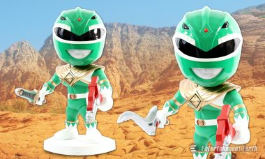 Amazing Green Ranger 4-Foot Statue Will Be the Centerpiece of Any Collection!