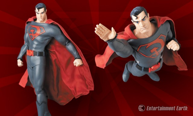 Superman Red Son Figure