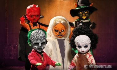 It's Never Too Early to Get Spooky with the Living Dead Dolls