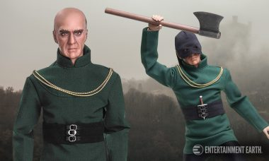 Mord's the Man with a Murderous Plan as This Boris Karloff Action Figure