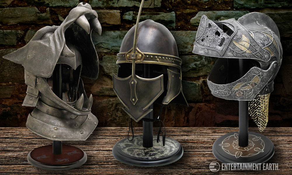 Protect Your Dome With These Game Of Thrones Helmets
