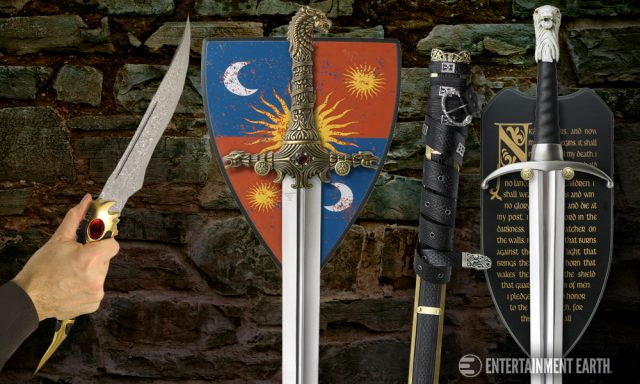 Game of Thrones Sword Prop Replicas