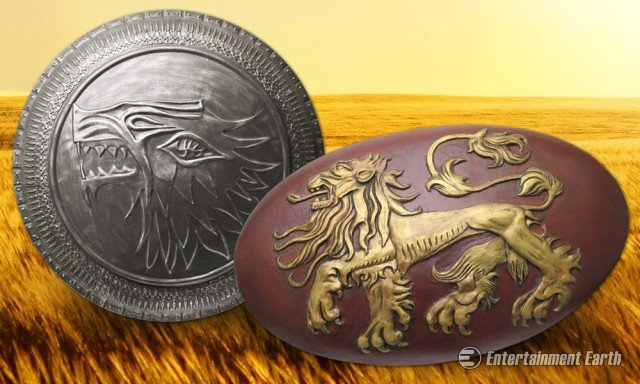 Game of Thrones Shields