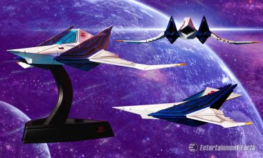 Stunning Arwing Statue Could Be More Impressive Than the Star Fox Game