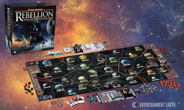 Bring the Galactic Empire to Its Knees with This Star Wars Rebellion Strategy Game