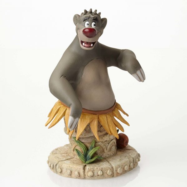 The Jungle Book Baloo Grand Jester Mini-Bust