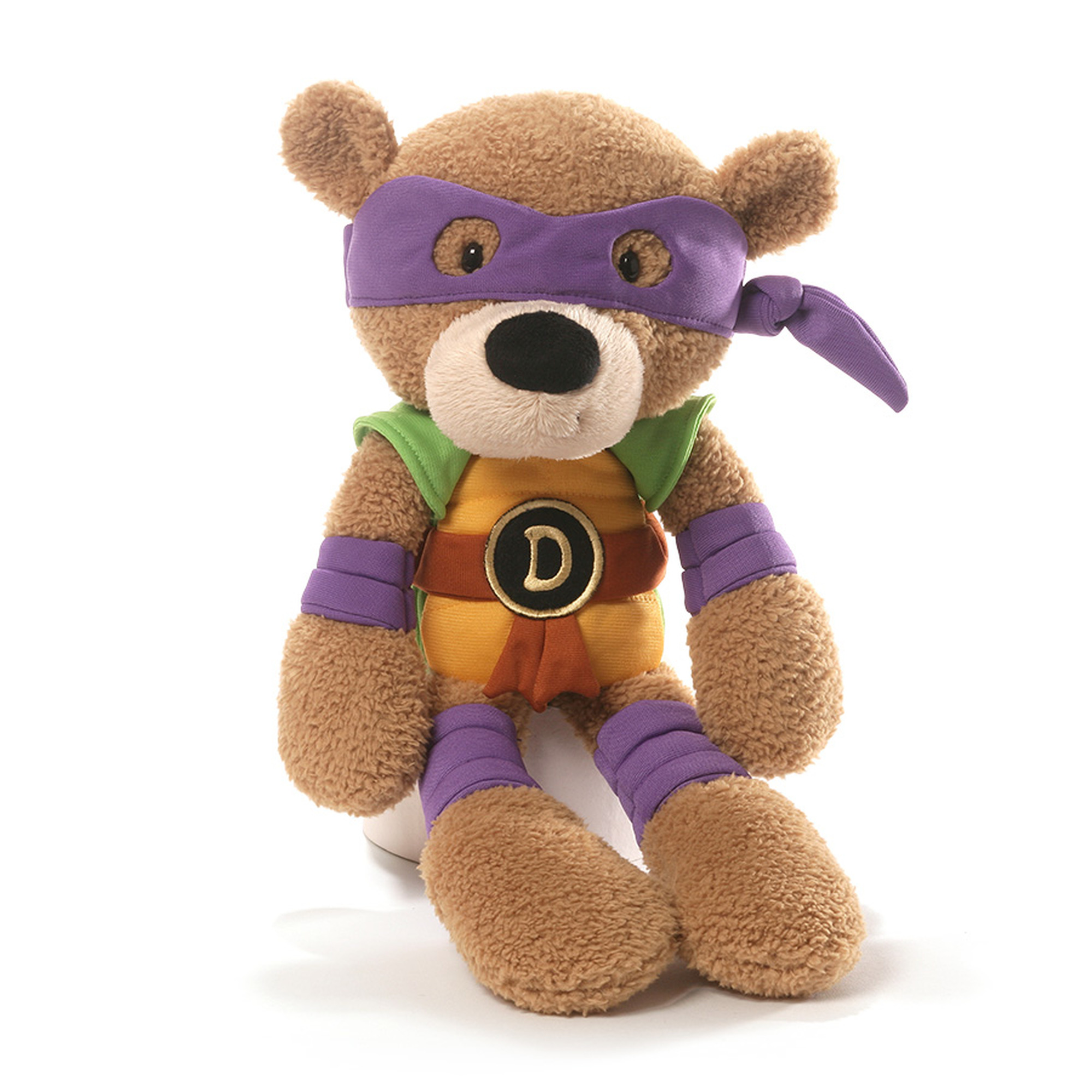 TMNT Donatello Bear