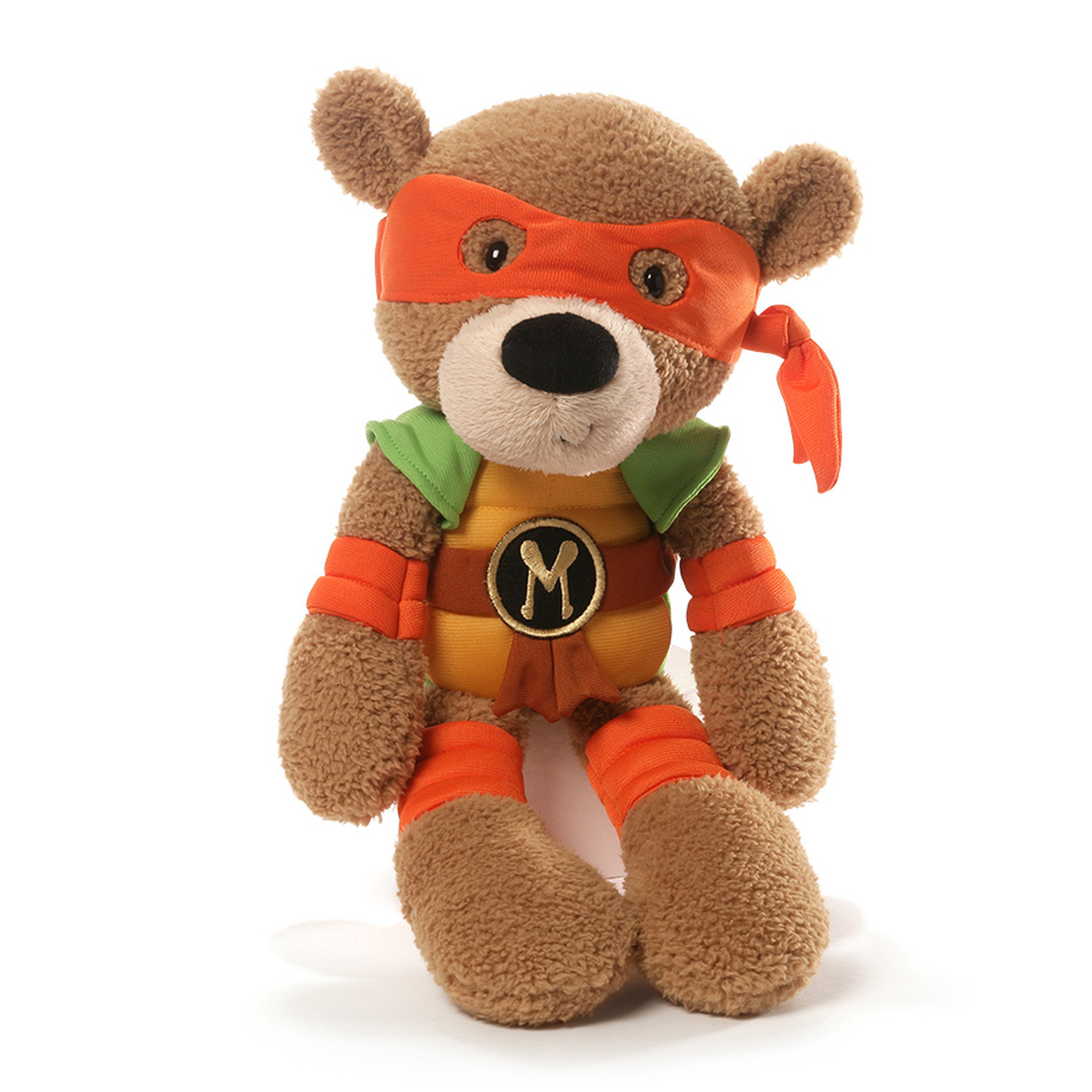 TMNT Michelangelo Bear