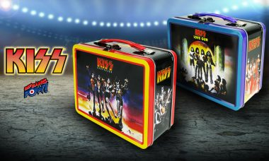 Double Your Fun: TOTE-ally Rockin' KISS Tin Tote Collectibles
