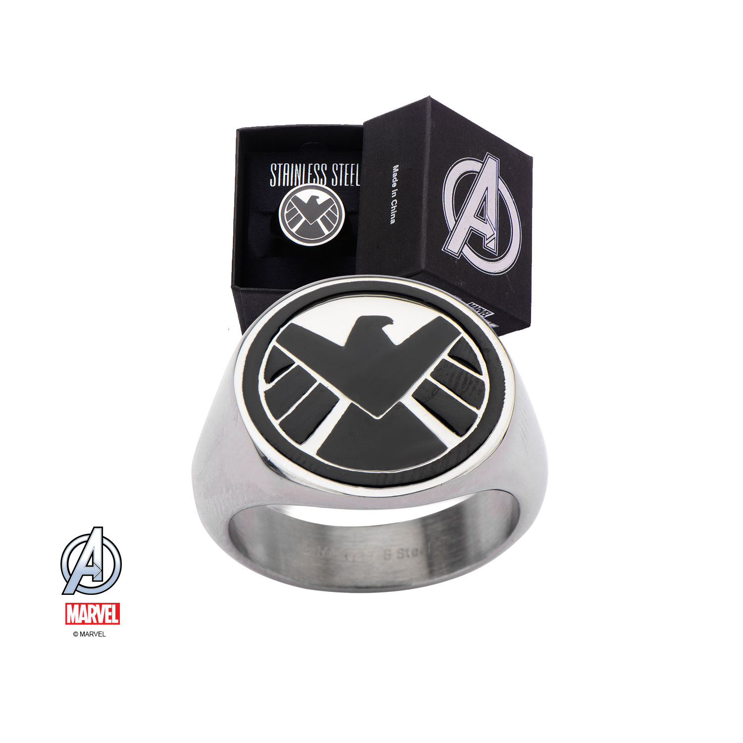 Agents of SHIELD Ring