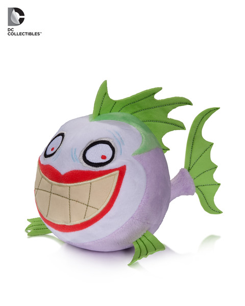 Joker Fish Plush