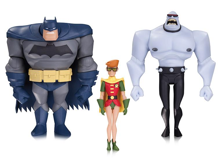 The Dark Knight 3-Pack