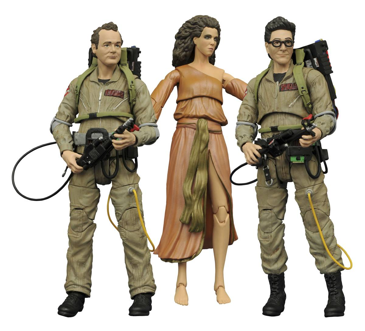 Ghostbusters Action Figures 2