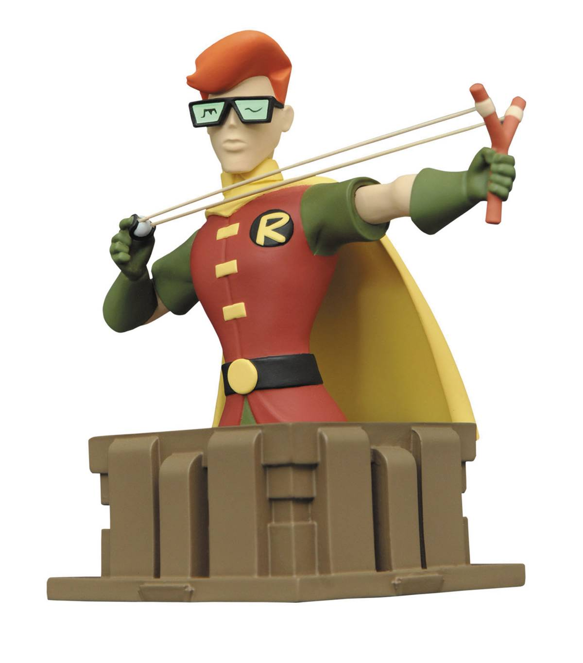 New Batman Adventures Dark Knight Robin Bust