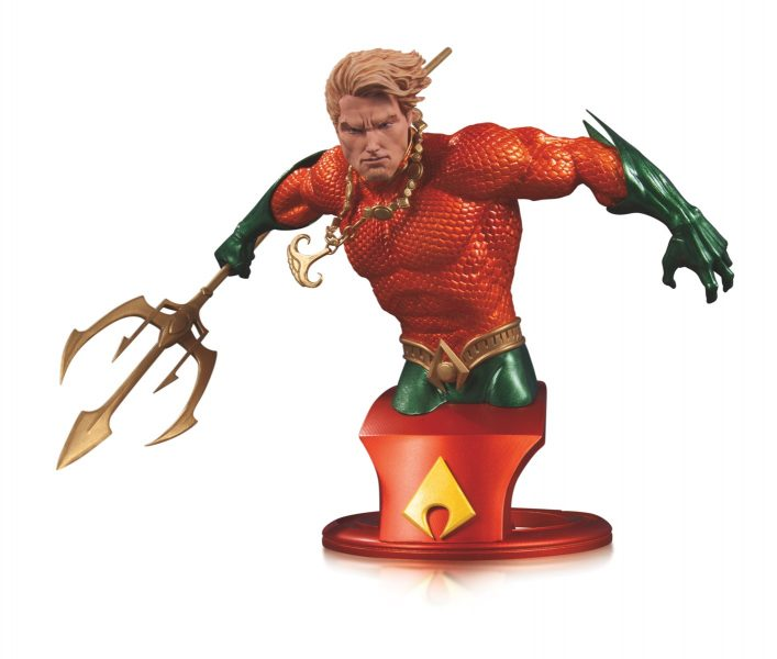 DC Collectibles Aquaman Bust