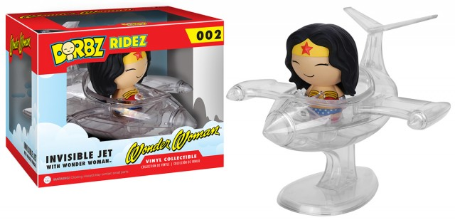WW Invisible Jet Dorbz