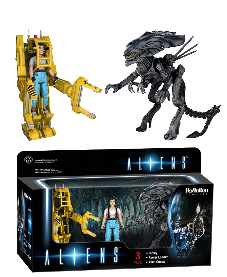 Funko Alien ReAction Figures