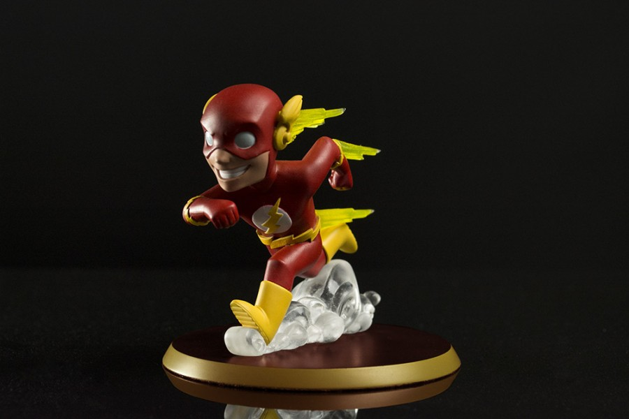 The Flash Q-Pop Figure