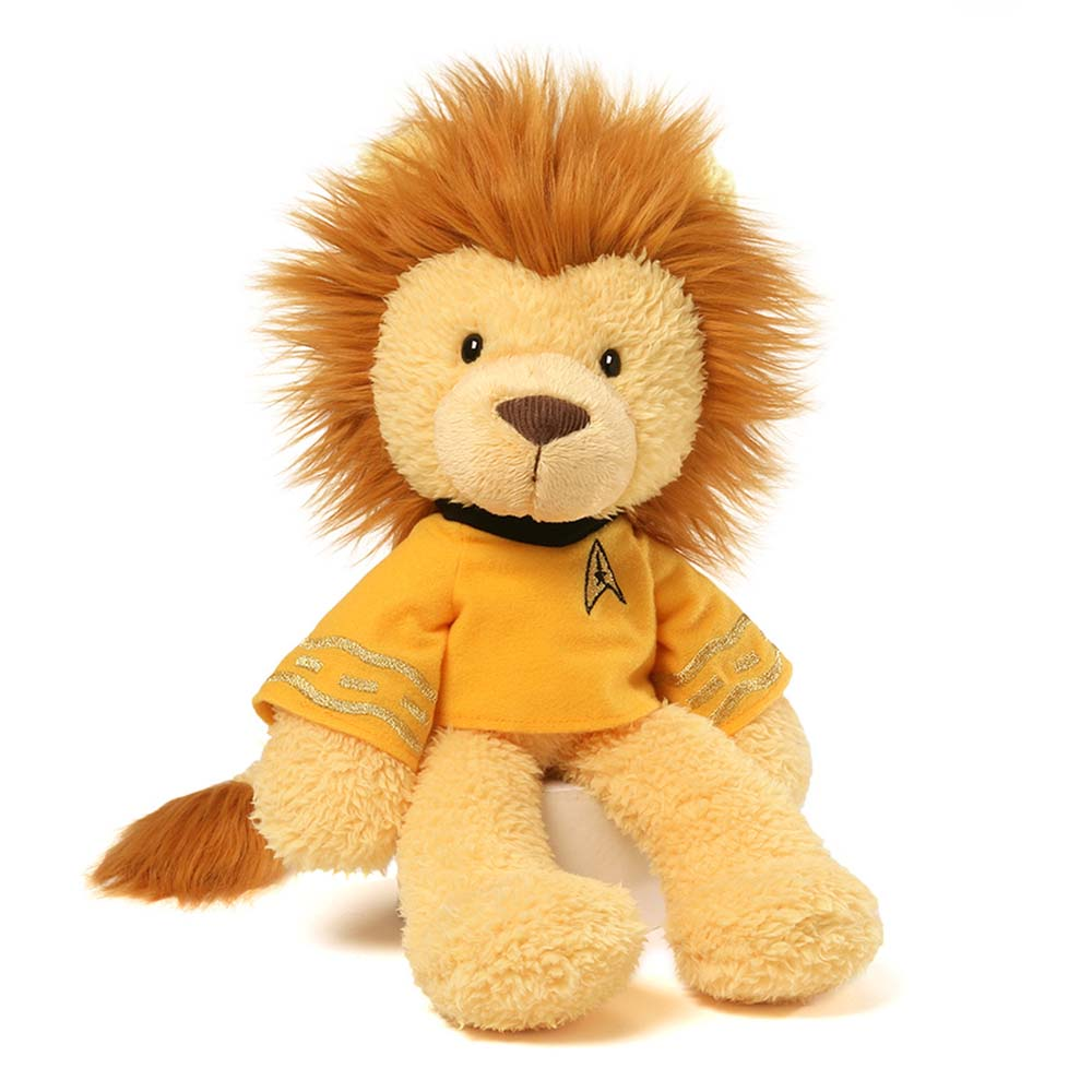 Star Trek Kirk Lion Plush
