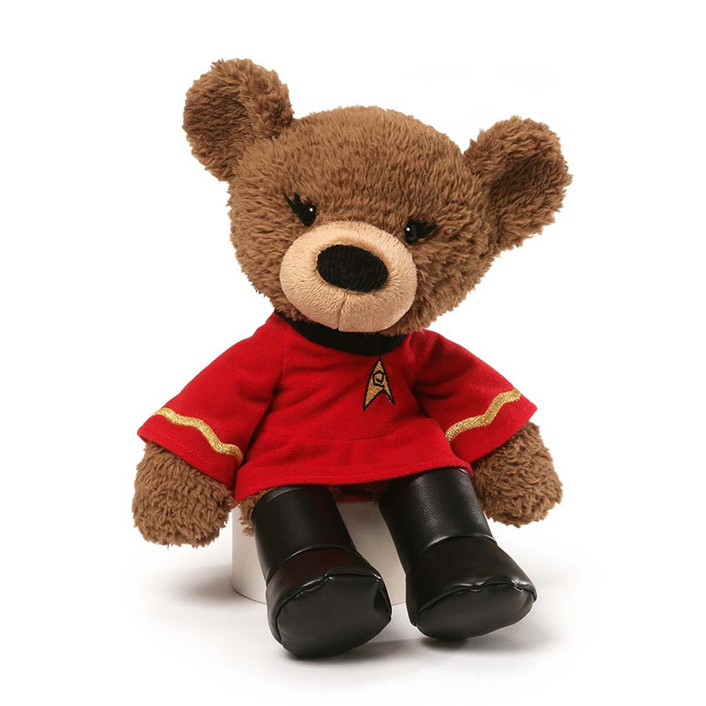 Star Trek Uhura Bear Plush