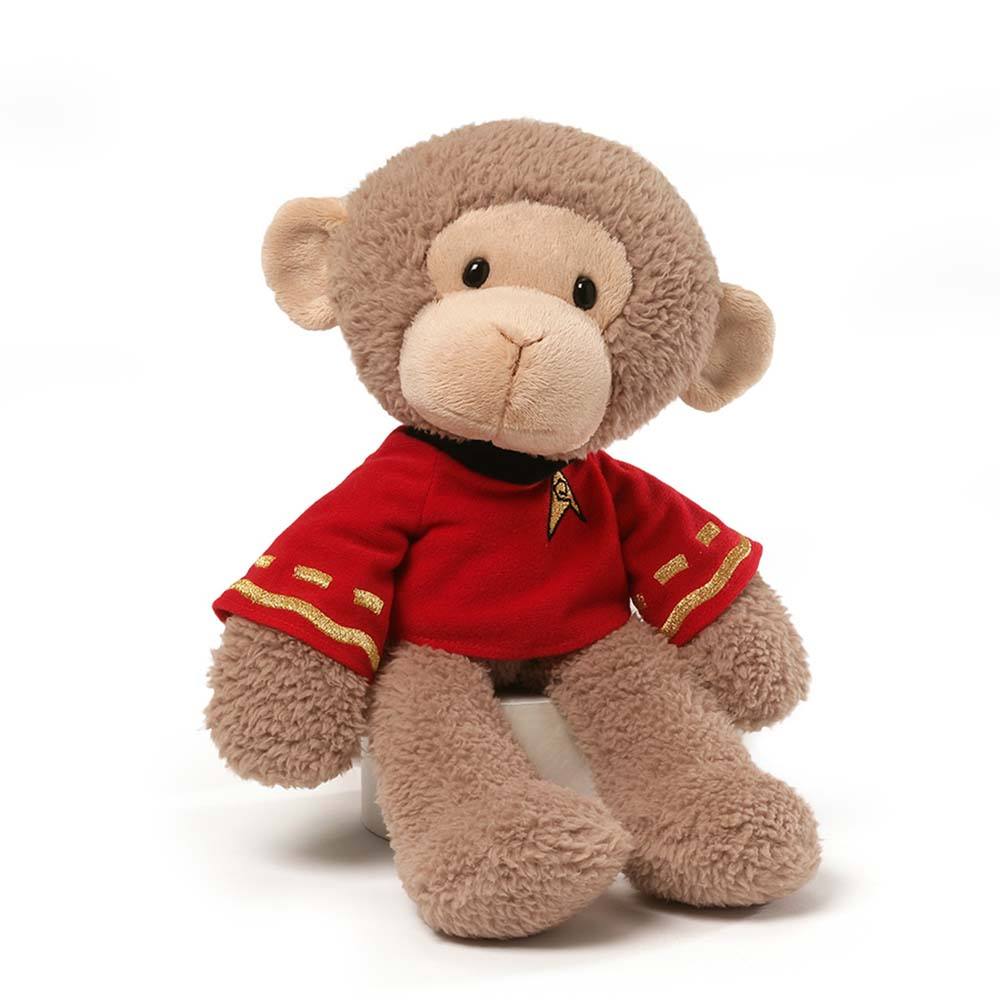 Star Trek Scotty Monkey Plush