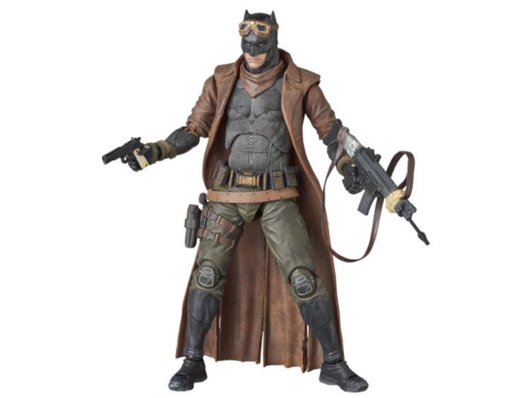 MAFEX Knightmare Batman Figure