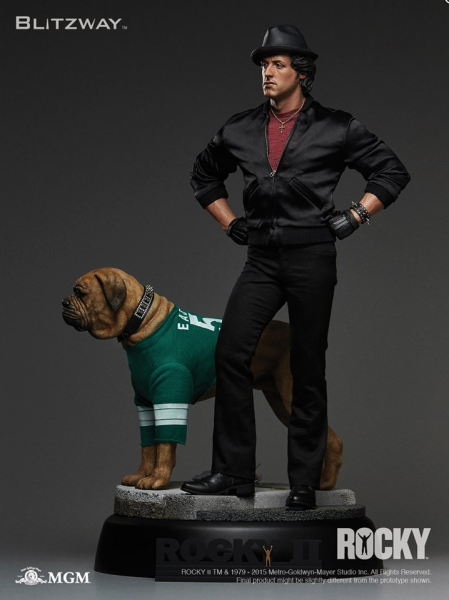 New Rocky 1 4 Scale Statue Packs A Mean Punch