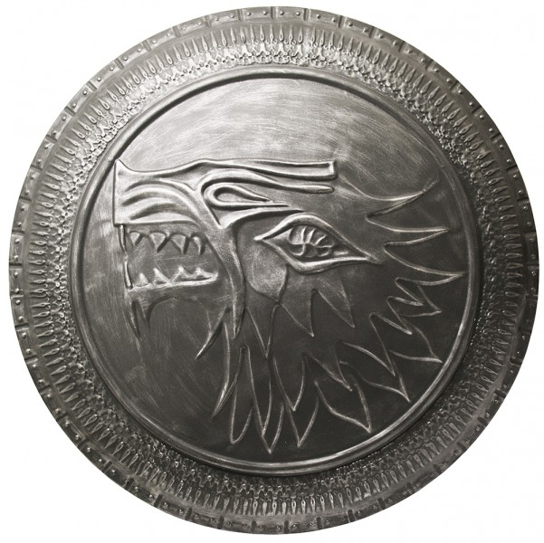 Game of Thrones Stark Shield
