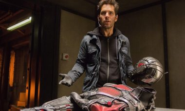 New Civil War Clip Shows Ant-Man Fawning Over Captain America Like the Rest of Us