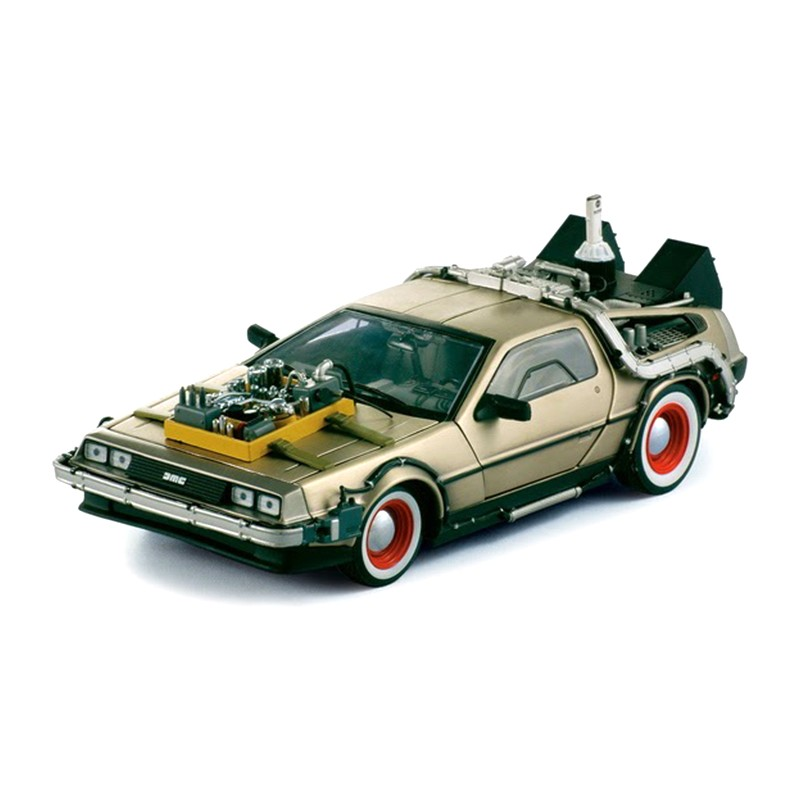 Back to the Future III DeLorean Vehicle