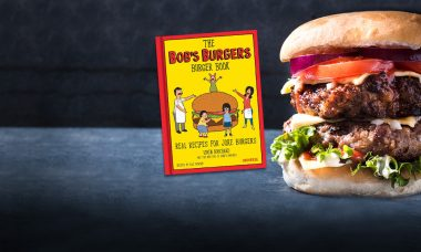 Bob's Burgers Burger Book Is No Joke
