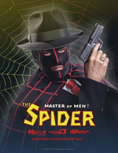 The Spider Figure