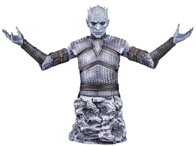 Game of Thrones Night King Bust