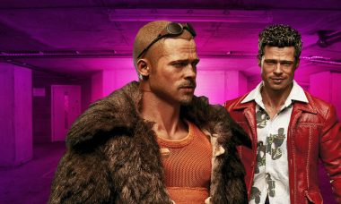 Tyler Durden Action Figures Will Make You Break the First Two Rules of Fight Club