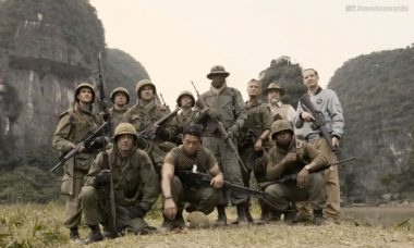 See Your First Look at Kong: Skull Island, Led by Tom Hiddleston