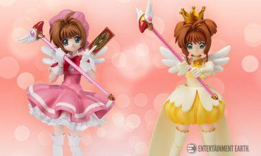 Cardcaptor Sakura SH Figuarts Figures Are Sure to Make You Squee