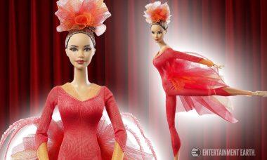 Mattel's New Misty Copeland Barbie Is En Pointe