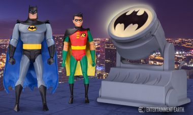 Send Up the Bat Signal with New Batman and Robin Action Figures!
