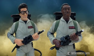 Sumerian Death Gods Are No Match for These Talking Ghostbuster Statues
