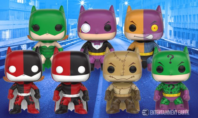 Batman Impopster Pop! Vinyls