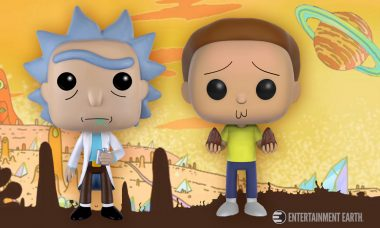 Get Schwifty with These Rick and Morty Pop! Vinyl Figures