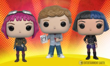 Get Ready to Face the Seven Evil Exes with Scott Pilgrim Pop! Figures!